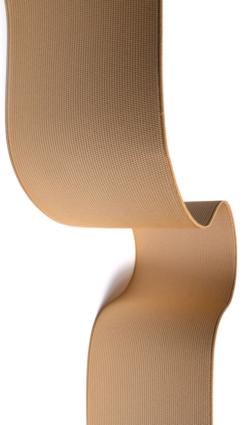 Metallic Elastic Image